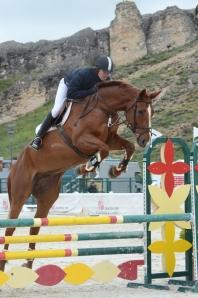 el mejor caballo de salto guimard